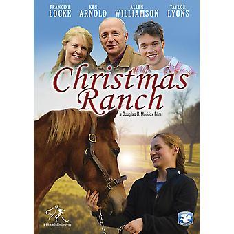 Christmas Ranch [DVD] USA import