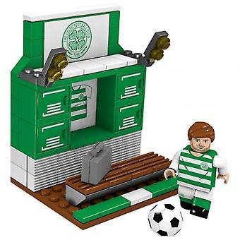 Celtic Brick Changing Room