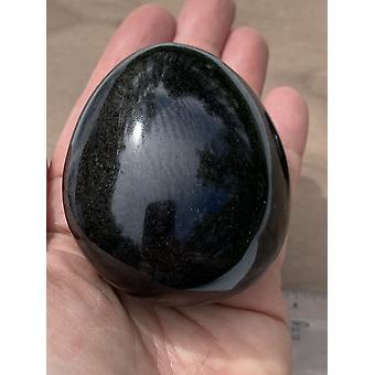 Pedra de Palmeira Tourmalina Negra