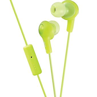 JVC HA-FR6 - In-ear earbuds with remote control - Green
