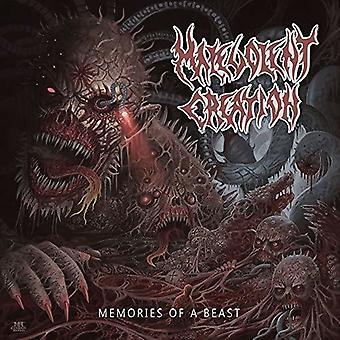 Memories Of A Beast [CD] USA import