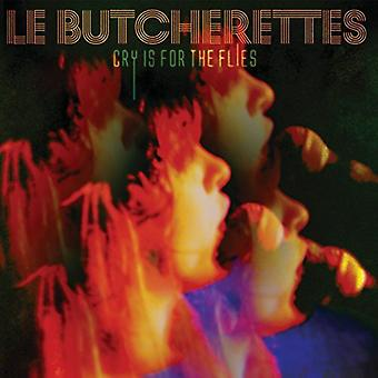 Le Butcherettes - Cry Is for the Flies [CD] USA import