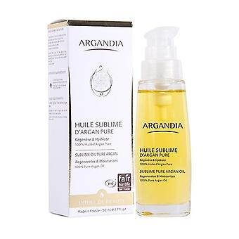 Sublime Pure Organic Argan Oil 50 ml of oil