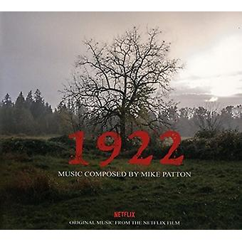 Mike Patton - 1922 Original Score [CD] USA import