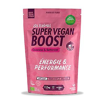 Super Vegan Boost Guarana and Beetroot 180 g of powder