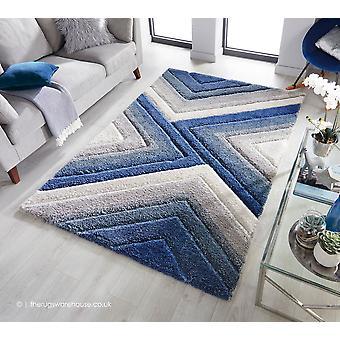 Dune Carter sininen matto