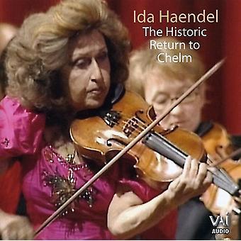 Ida Haendel - The Historic Return to Chelm [CD] USA import