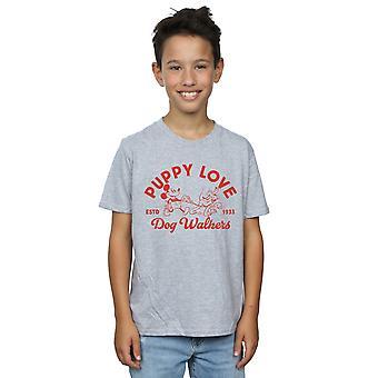 Disney Boys Mikki Hiiri Pentu Rakkaus T-paita