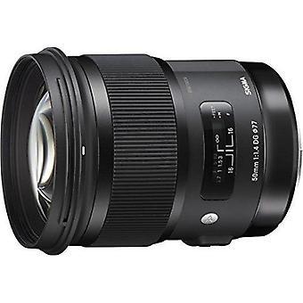 Sigma 50mm f1.4 art dg hsm lentille pour nikon