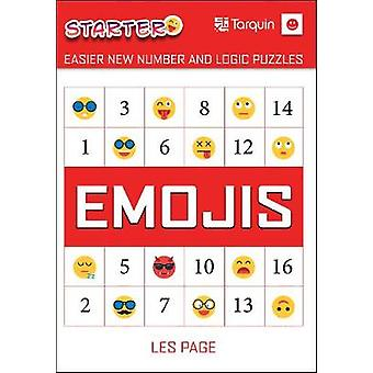 Emojis The Starter Book New Number and Logic Puzzles 5