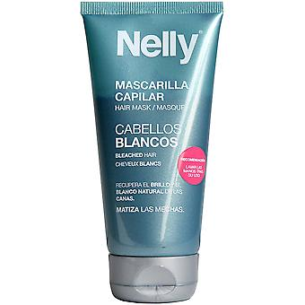 Nelly Mask for white hair