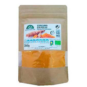 Eco Salim Powdered Curcuma 200 gr