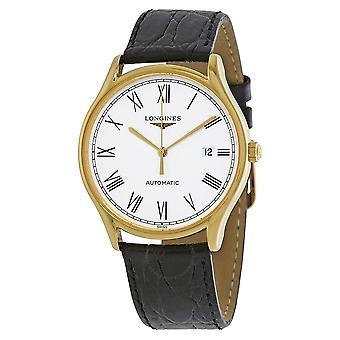 Longines Lyre Automatic White Dial Men's Watch L49602112