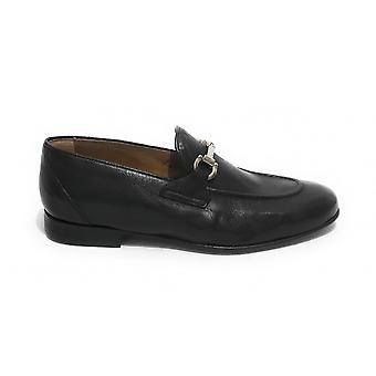 Elite Men's Loath with Black Leather Buckle Us21el09