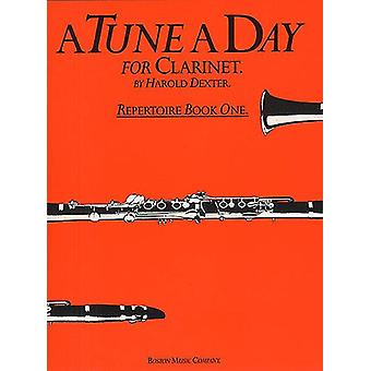 A Tune A Day For Clarinet Repertoire Book 1