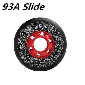 Slide Skating Wheel For Seba Hv High Hl Igor Wfsc Ksj Inline Skates