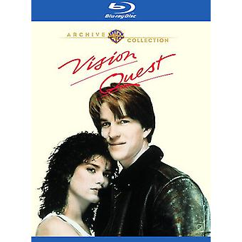 Vision Quest (1985) [Blu-ray] Usa:n tuonti