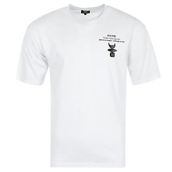Edwin Strange Objects T-Shirt - White