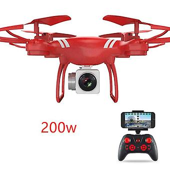 2020 New drone 4k camera hd wifi transmission fpv drone air pressure fixed height six-axis aircraft rc helicopter with camera