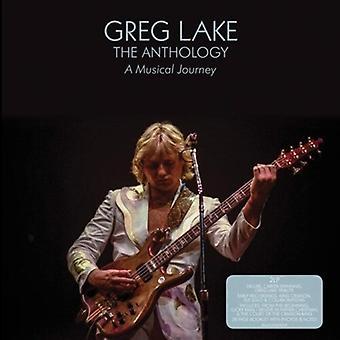 Lake,Greg - Anthology: A Musical Journey [Vinyl] USA import