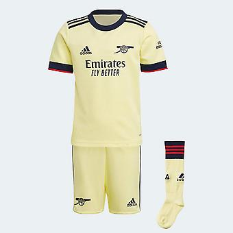 adidas Arsenal Deplasare Mini Kit 2021 2022