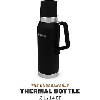 FengChun Master Unzerbrechliche Thermalflasche Kanne, | Hält Dank der vierschichtiger Vakuumisolierung