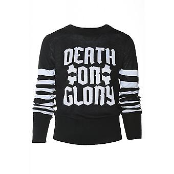Sourpuss Clothing Death Or Glory Sweater