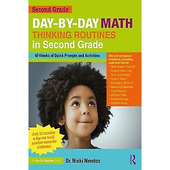 Dagelijkse wiskunde denkroutines in de tweede klas
