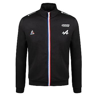 2021 Alpine Full Zip Sweat (Black)