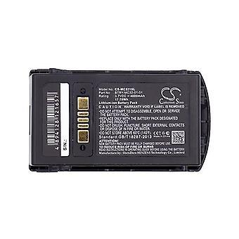 Cameron Sino Mc321Sl Battery Replacement For Motorola Barcode Scanner