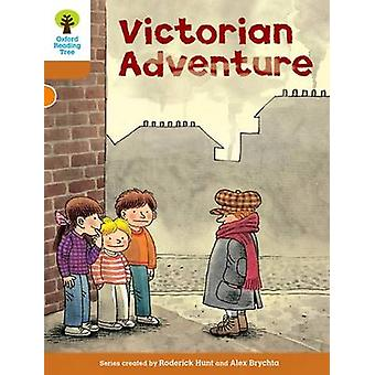 Oxford Reading Tree Level 8 Stories Victorian Adventure by Hunt & Roderick