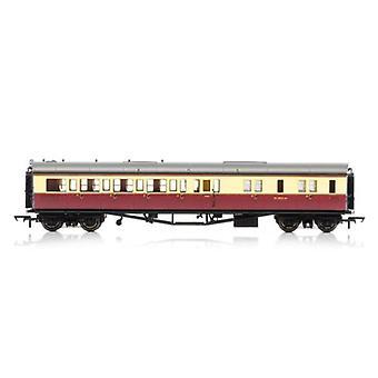 Hornby R4685A BR Collett -käytäväjarru 3rd (RH) Linja-auto W4925W 00 Gauge