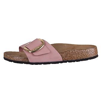 Birkenstock Madrid Big Buckle 1020949 sapatos universais de mulheres de verão