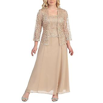 Anya a menyasszony ruhák, Chiffon Vendég ruha