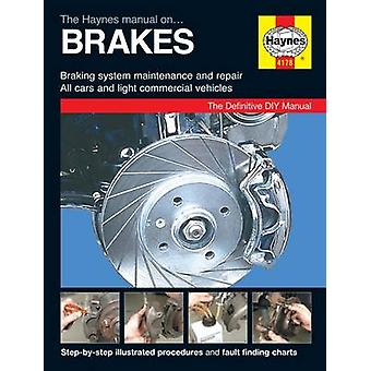 Haynes Brake Manual by Haynes Publishing