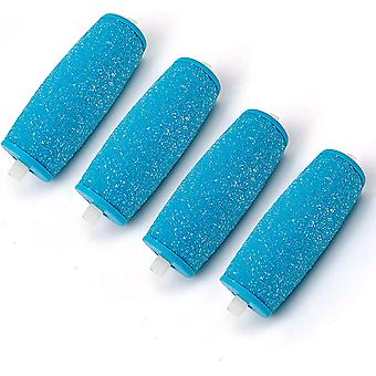 Foot File Roller Heads, 4 Pack Coarse Replacement Roller Refill Heads