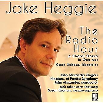 Heggie / Graham / Pacific Symphony - Radio Hour [CD] USA import