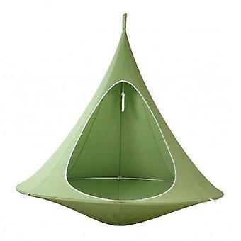 فراشة سوينغ كرسي أرجوحة الإطار في الهواء الطلق التخييم الترفيه للماء شنقا مزدوجة متعددة شخص فيلا أريكة خيمة