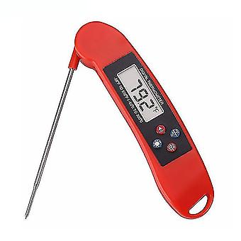 Meat Thermometer Fast Read Cooking Thermometer -50℃~300℃ Digital Food Thermometer, Backlight Lcd