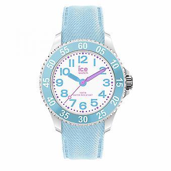 Girl Watch Ice Watch ICE Watch Cartoon Watch Relojes - Elefante azul - Extra-pequeño - 3H 018936 - Blue Silicone Strap