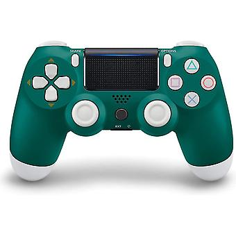 Wireless Bluetooth Controllers Gamepad For Playstation4(Alpine Green)