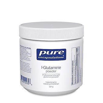 Pure Encapsulations l-Glutamine Powder 227g  (LGPUK)