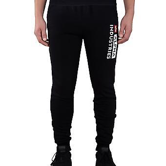 Alpha Industries Pantaloni della tuta da uomo Alpha Block Logo