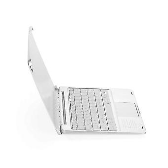 Custodia per tastiera Bluetooth intelligente wireless con led touchpad per Ipad Pro da 11 pollici
