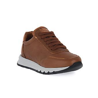 Grunland läder kshai skor
