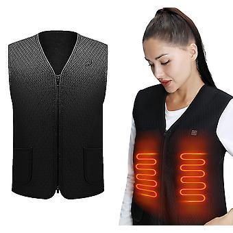 Electric Heating Vest Jacket Lightweight Usb Charging
