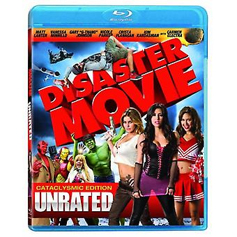 Disaster Movie [BLU-RAY] USA importieren