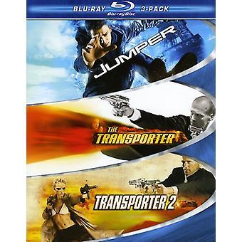 Aktion 3Pak [Blu-Ray] USA Import