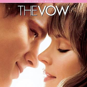 Vow: Music From the Motion Picture - Vow: Music From the Motion Picture [CD] USA import