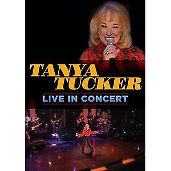 Tanya Tucker - Tucker Tanya-Live in Concert [DVD] USA import